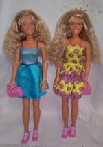 Maxie Dolls Vintage 1980s with New Dresses Shoe & Purses - $9.99