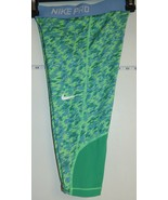Girls Size Small Multi-Color Geo Nike Pro Tights Pants - $7.19