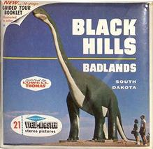 Black Hills of South Dakota 3d View-Master 3 Reel Packet - $16.85