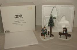 Department 56 Heritage Village Lumberjacks Accessory Christmas - $18.81