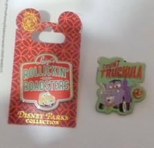 Disneyland  Pixar Cars Pins New Rockin Roadsters and Count Truckula - $7.43
