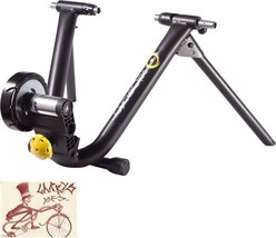 CYCLEOPS 9903 MAGNETO BLACK TRAINER - $258.38