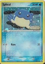 2006 Pokemon Spheal Foil HP50 65/92 - $0.99
