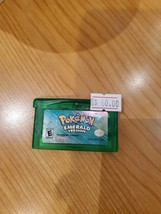 Pokemon: Emerald Version (Nintendo Game Boy Advance, 2005) - $59.40
