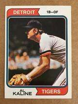 1974 Topps Al Kaline #215 Baseball Card Detroit Tigers EX+/NM KV1 - $6.99