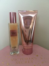 NEW Victoria's Secret Love Star Fragrance Oil , Fragrance Wash , SET  image 1