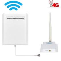 Cell Phone Signal Booster Verizon 4G LTE Cell Booster HJCINTL High Gain ... - $145.99
