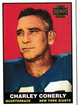 2001 Topps Archives Charley Conerly #160 Football Trading Card New York Giants - $3.95