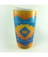 Starbucks Sedona Arizona Double Wall Traveler Ceramic Travel Tumbler Mug... - $42.13