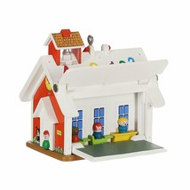 Hallmark Keepsake 2019 Lil' School House Fisher Price Ornament New Box - $13.21