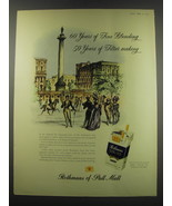 1957 Rothmans of Pall Mall Cigarettes Advertisement - 60 years of fine b... - $14.99