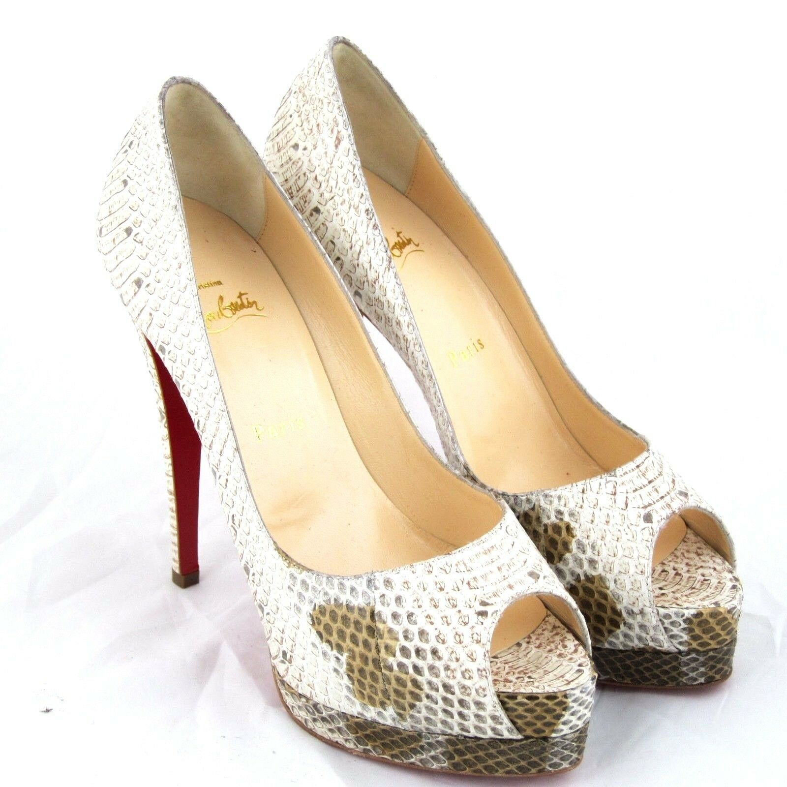235edc75842 Christian Louboutin Heel: 1 customer review and 195 listings