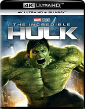 The Incredible Hulk (4K Ultra HD+Blu-ray)