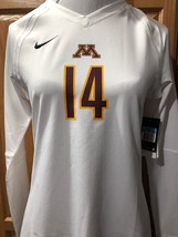 MINNESOTA GOLPHERS L/S Game NIKE NWT Women's Volleyball Jersey Shirt 658066 - €17,56 EUR