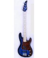 ZLG 4 String Electric Practice Beginner Student Bass Guitar  - $109.99