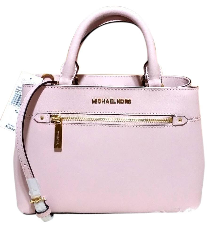 fccff635cd29 Michael Kors Hailee XS Satchel Small Crossbody pink Handbag Kellen NWT