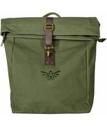 Musterbrand GREEN Zelda Link Loot Backpack, US One Size - $136.26