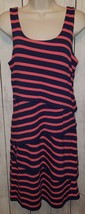 Womens Lined Sleeveless Stretchy Knit Dress Size XS Ann Taylor Loft - $13.59