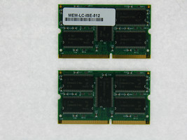 MEM-LC-ISE-512 Approved memory for Cisco 12000 series