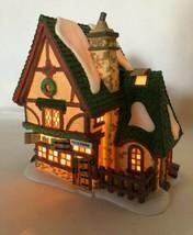 Dept 56 Heritage Collection Dickens Village Leacock Poulterer Revisited ... - $33.61