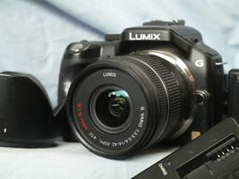 Panasonic LUMIX DMC-G5 16.0MP Digital Camera c/w 14-42mm Lens Boxed -TESTED- - $175.00