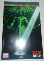 Scourge Of The Gods # 3 2009 Marvel Soliel - $1.25