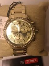 TW 2P66900 ZA Timex Women's Bracelet Watch Miami Collection Swarovski Cr... - $113.85