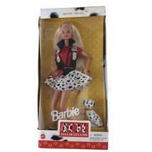 1997 101 Dalmatians Disney Barbie Doll Small Dog Blonde Mattel Special E... - $26.76