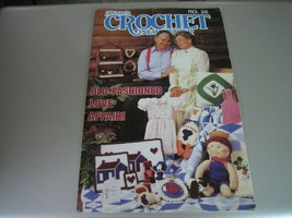 Annie's Crochet Newsletter Booklet #26 - March/April 1987 - $5.93
