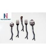 Al- Nurayn Medieval Style Iron Twig Flatware Cutlery Set - $49.00
