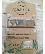 Para Kito Mosquito Repellent Bracelet Refillable Camoflage Band with 2 R... - $22.76