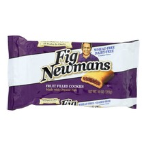Newman's Own Organics Fig Newman's Wheat Free - Dairy Free - Case Of 6 -... - $52.82