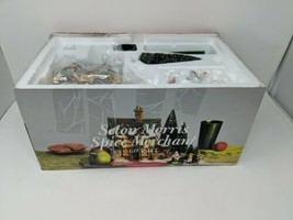 Department 56 Dickens Village Seton Morris Spice Merchant GIFT SET Orig... - $39.59
