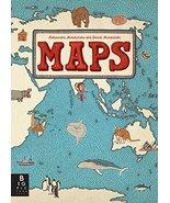 Maps [Hardcover] Mizielinska, Aleksandra and Mizielinski, Daniel - $40.68