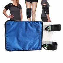 """10"""" x 12"""" Medium Hot Thermal and Ice Cold Compress Therapy Gel Pack Wrap for The - $38.38"""