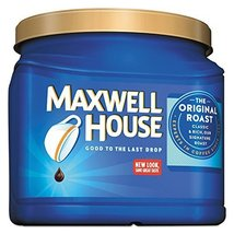 MWH04648 - Maxwell House Coffee - $29.67