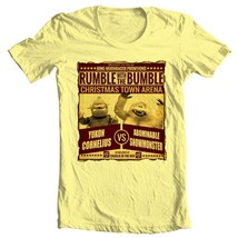 Yukon cornelius bumble t shirt christmas rudolph online t shirt store for sale thumb200