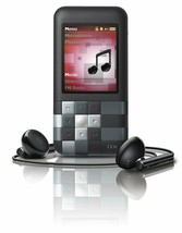 Creative ZEN Mozaic Blak 2GB WMA MP3 Player Wit FM Radio & Built-in Speaker Good - $89.99