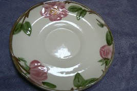 A Lovely Franciscan Flower Saucer - $16.52