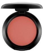 MAC Powder Blush Fard a Joues BURNT PEPPER Tangerine .21oz / 6 g NIB - $23.76