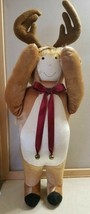 """Time Out Doll Child Dressed as Deer Fawn Reindeer Christmas  31"""" tall Fr... - $49.49"""