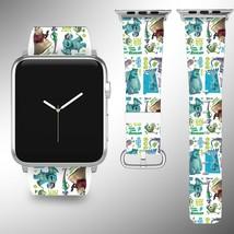Monsters Inc Disney Apple Watch Band 38 40 42 44 mm Series 1 2 3 4 Wrist Strap 2 - $24.99+