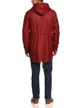 NEW LEVI'S MEN'S PREMIUM 3 WAY HOODED PARKA JACKET COAT RED 718520003 MSRP: $278 image 2