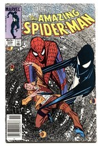 Amazing SPIDER-MAN #258 Comic 1984-MARVEL Newsstand Vf - $19.87
