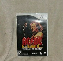 AC/DC Live: Rock Band Track Pack (Nintendo Wii, 2008)  BRAND NEW - $2.95