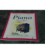 Alfred's Basic Piano Library Piano Theory Book Level 4 - $2.99