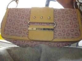 Guess pink purse cream - $11.03