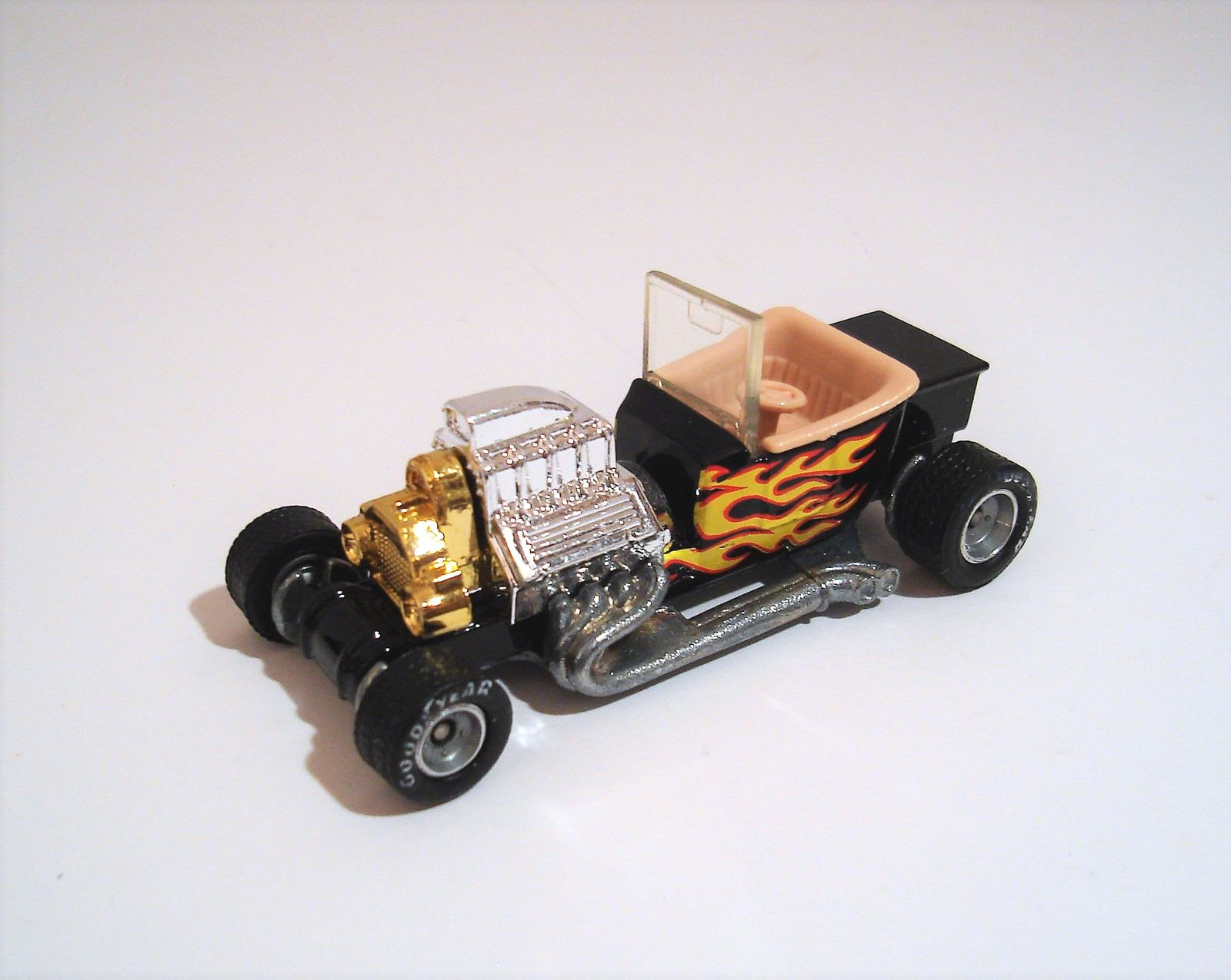 Primary image for Hot Wheels T Bucket Rod & Custom Limited Edition 1994 Real Rider Hotwheels