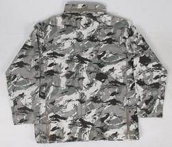 Diamond Supply Co. Hombre Camuflaje M65 Chaqueta Nwt Gris image 2
