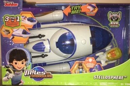 Disney Miles From Tomorrowland Lot Stellosphere Spaceship Figurines Toy NEW - $39.60